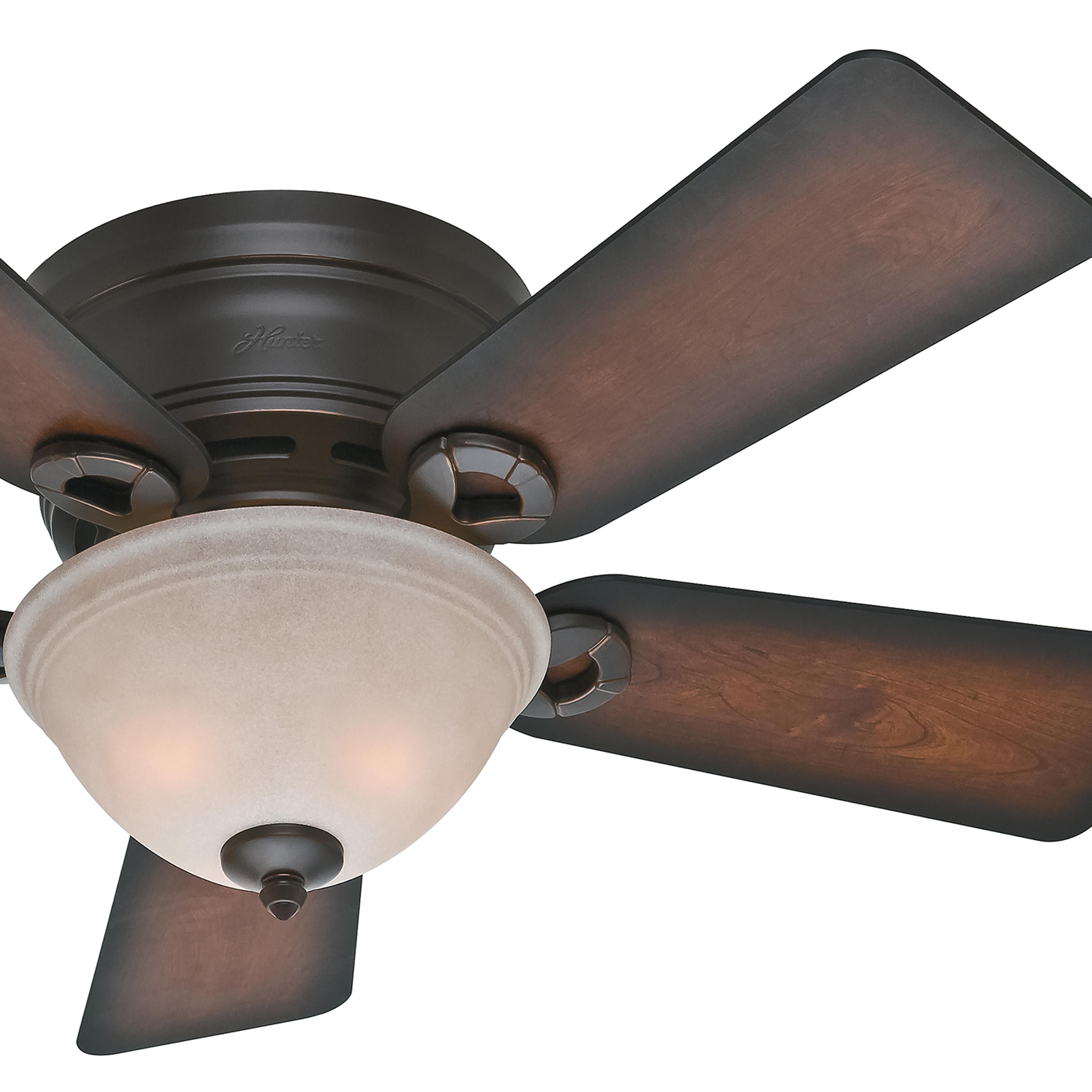 Low Profile Flush Mount & Hugger Ceiling Fans CeilingFanDirection